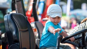 Dětská farma – zábava pro malé farmáře