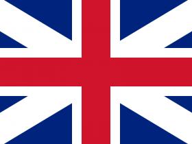 Anglická delegace